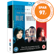 Produktbilde for The Three Colours Trilogy (UK-import) (BLU-RAY)