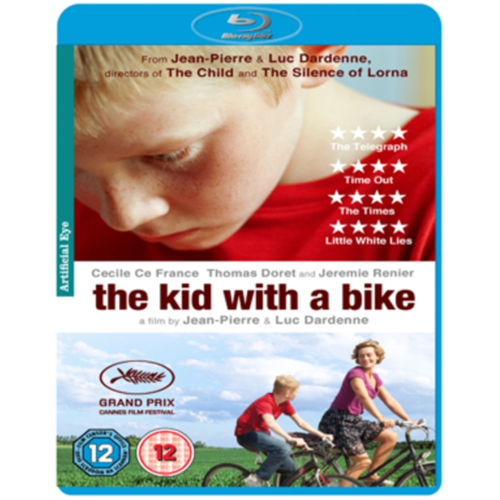 The Kid With a Bike (UK-import) (BLU-RAY)