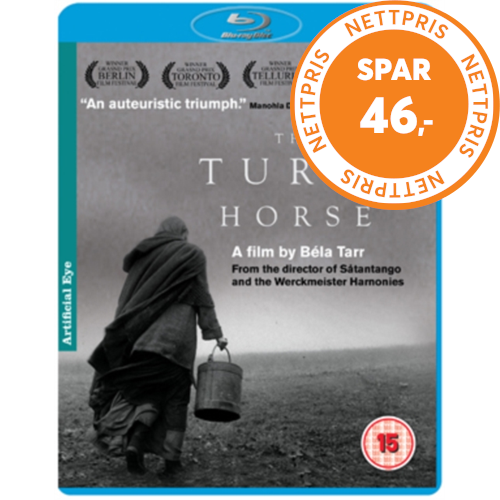The Turin Horse (UK-import) (BLU-RAY)