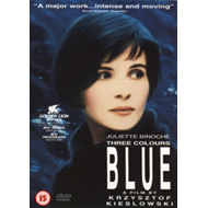 Produktbilde for Three Colours Blue (UK-import) (DVD)