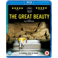 Produktbilde for The Great Beauty (UK-import) (BLU-RAY)