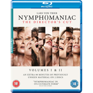 Produktbilde for Nymphomaniac - The Director's Cut (UK-import) (BLU-RAY)