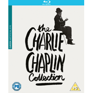Produktbilde for The Charlie Chaplin Collection (UK-import) (BLU-RAY)