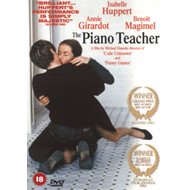 Produktbilde for The Piano Teacher (UK-import) (DVD)