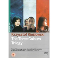 Produktbilde for Three Colours Trilogy (UK-import) (DVD)