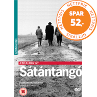 Produktbilde for Satantango (UK-import) (DVD)