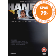 Produktbilde for The Michael Haneke Collection (UK-import) (DVD)