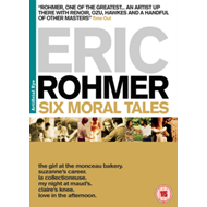 Produktbilde for Eric Rohmer - Six Moral Tales (UK-import) (DVD)