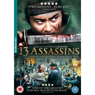 Produktbilde for 13 Assassins (UK-import) (DVD)