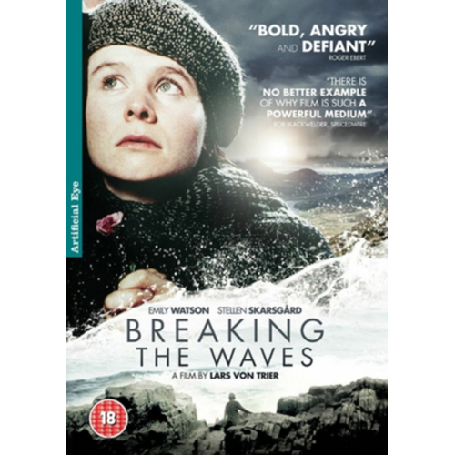 Breaking The Waves (UK-import) (DVD)