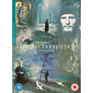 Produktbilde for The Andrei Tarkovsky Collection (UK-import) (DVD)