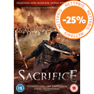 Produktbilde for Sacrifice (UK-import) (DVD)