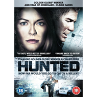 Produktbilde for Hunted (UK-import) (DVD)
