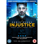 Produktbilde for Injustice (UK-import) (DVD)