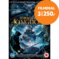 Produktbilde for Forbidden Kingdom (UK-import) (DVD)