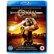 Produktbilde for Conan The Destroyer (1984) / Conan Ødeleggeren (UK-import) (BLU-RAY)