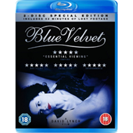 Produktbilde for Blue Velvet - Special Edition (UK-import) (BLU-RAY)