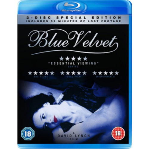 Blue Velvet - Special Edition (UK-import) (BLU-RAY)