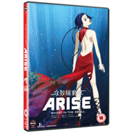 Produktbilde for Ghost In The Shell Arise: Borders - Parts 3 & 4 (UK-import) (DVD)