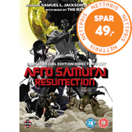 Produktbilde for Afro Samurai: Resurrection - Director's Cut (UK-import) (DVD)