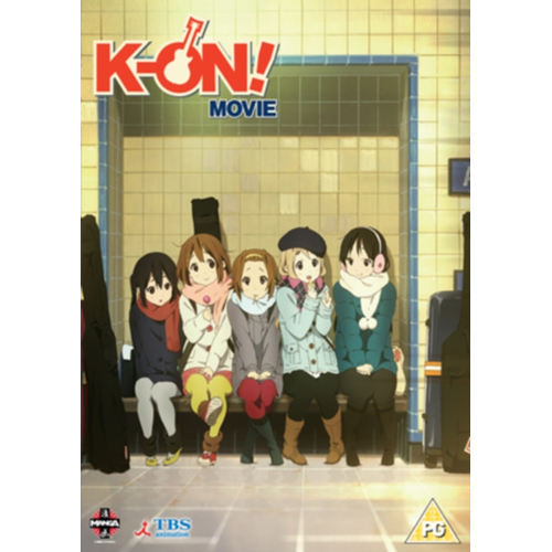 K On The Movie Uk Import Dvd