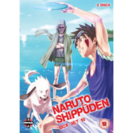 Produktbilde for Naruto Shippuden - Vol. 19 (UK-import) (DVD)