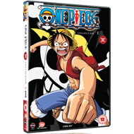 Produktbilde for One Piece - Collection 1 (UK-import) (DVD)
