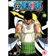 Produktbilde for One Piece - Collection 2 (UK-import) (DVD)