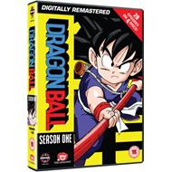 Produktbilde for Dragon Ball - Sesong 1 (UK-import) (DVD)