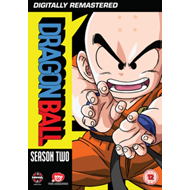 Produktbilde for Dragon Ball - Sesong 2 (UK-import) (DVD)