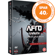 Produktbilde for Afro Samurai - Complete Murder Sessions (UK-import) (DVD)