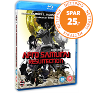 Produktbilde for Afro Samurai: Resurrection - Director's Cut (UK-import) (BLU-RAY)