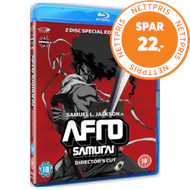 Produktbilde for Afro Samurai - Sesong 1 - Director's Cut (UK-import) (BLU-RAY)