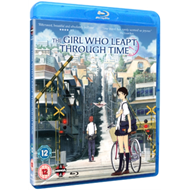 Produktbilde for The Girl Who Leapt Through Time (UK-import) (BLU-RAY)