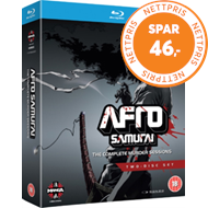 Produktbilde for Afro Samurai - Complete Murder Sessions (UK-import) (BLU-RAY)