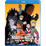 Produktbilde for Naruto The Movie: Road To Ninja (UK-import) (BLU-RAY)