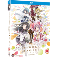 Produktbilde for Puella Magi Madoka Magica The Movie - Rebellion (UK-import) (BLU-RAY)