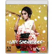 Produktbilde for Lady Snowblood / Lady Snowblood 2 (UK-import) (Blu-ray + DVD)
