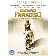 Produktbilde for Cinema Paradiso (UK-import) (DVD)