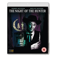 Produktbilde for The Night Of The Hunter (UK-import) (BLU-RAY)