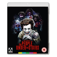 Produktbilde for The People Under The Stairs (UK-import) (BLU-RAY)