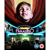 Produktbilde for Cinema Paradiso - 25th Anniversary Remastered Edition (UK-import) (BLU-RAY)