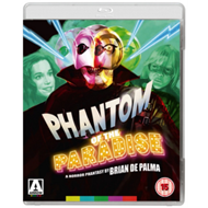 Produktbilde for The Phantom Of Paradise (UK-import) (BLU-RAY)