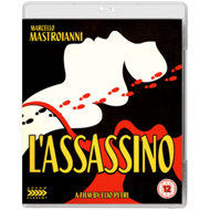 Produktbilde for L'Assassino (UK-import) (Blu-ray + DVD)