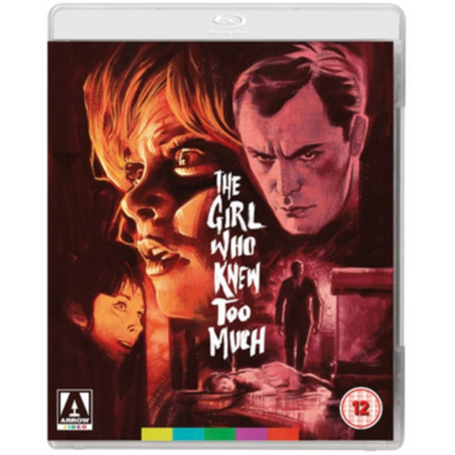 The Girl Who Knew Too Much (UK-import) (Blu-ray + DVD)