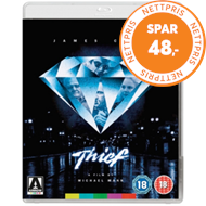 Produktbilde for Thief (UK-import) (BLU-RAY)