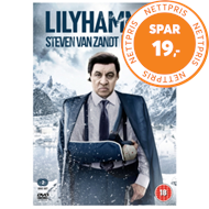 Produktbilde for Lilyhammer - Sesong 3 (UK-import) (DVD)