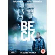 Produktbilde for Beck - The Series: Volume 1 (UK-import) (DVD)