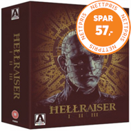 Produktbilde for Hellraiser Trilogy (UK-import) (BLU-RAY)