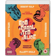 Produktbilde for Bob And Carol And Ted And Alice (UK-import) (BLU-RAY)